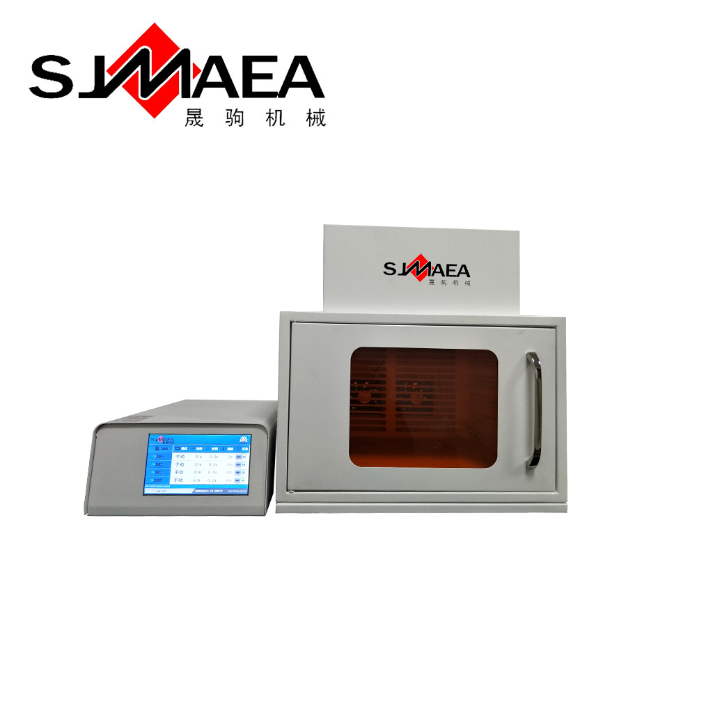 UVLED烘箱自带光强监控